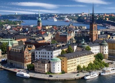 Circuit Stockholm - Helsinki - Tallinn