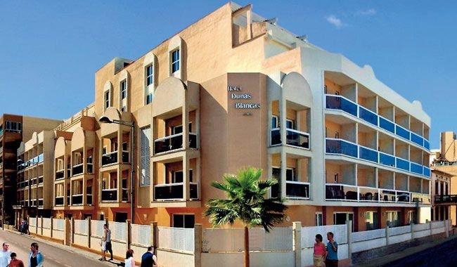 Hotel Dunas Blancas 1