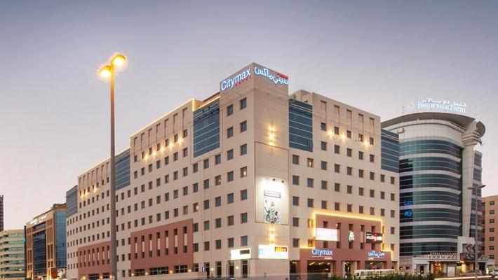 Hotel City Max 1