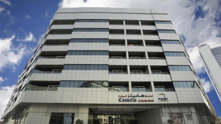 Hotel Cassells Al Barsha 1