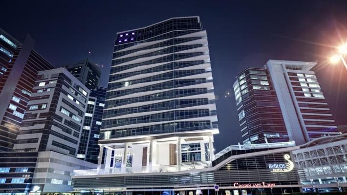 Hotel Byblos Tecom al Barsha 1