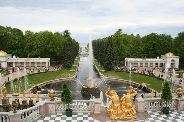Top 10 atractii Moscova si St. Petersburg 1