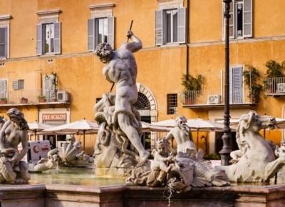 Ciudat si uimitor: cele mai frumoase fantani din Italia