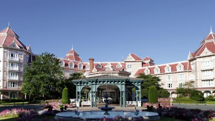 Hotel Disneyland 9