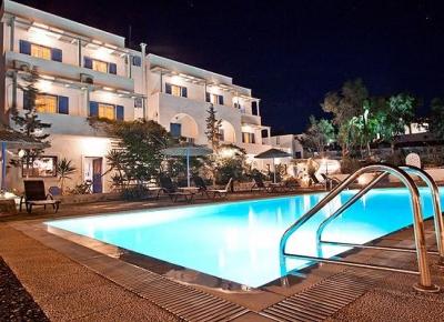 Hotel Caldera Romantica