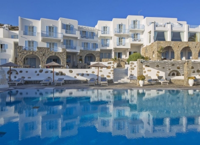 Hotel Manoulas Beach Mykonos Resort