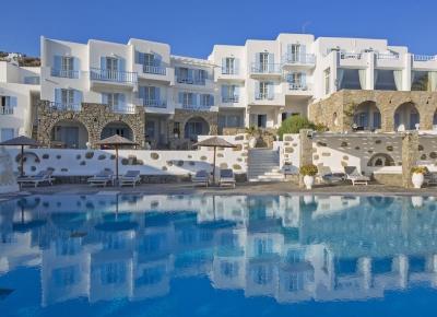 Hotel Manoula's Beach Mykonos Resort