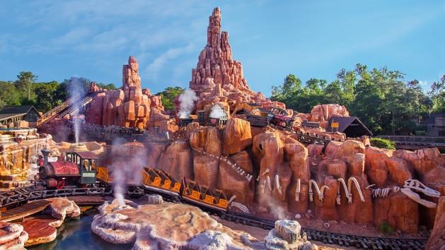 Ce pot incerca copii de diferite varste la Disneyland 1