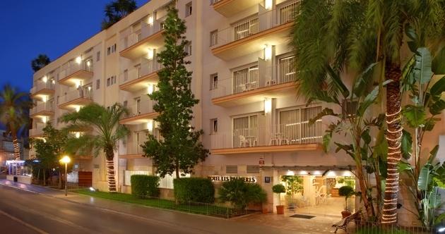 Hotel Les Palmeres_1