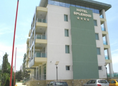 Hotel Splendid Mamaia