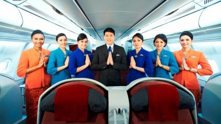 10. Garuda Airlines
