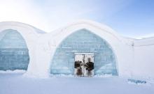 Un nou hotel de gheata a fost inaugurat in Suedia 6