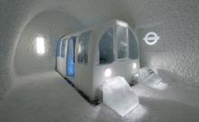 Un nou hotel de gheata a fost inaugurat in Suedia 9