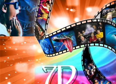 7D Cinema Mall Dubai – O experienta incredibila
