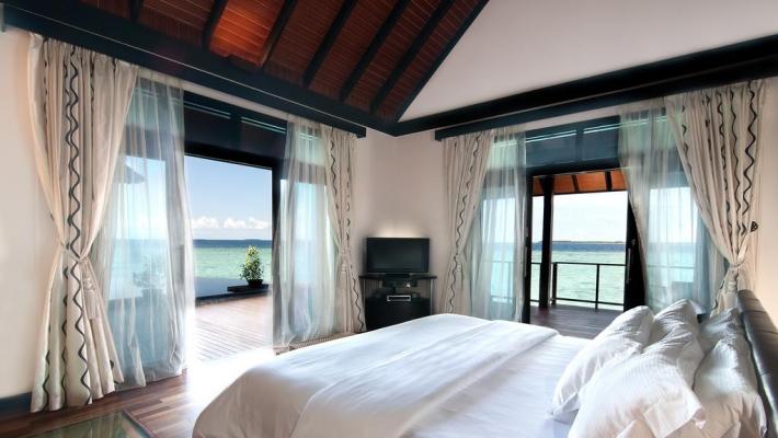 Hotel Hilton Iru Fushi Resort & Spa_2