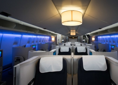 Avioane remodelate la British Airways