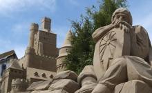 Olanda lanseaza primele hoteluri din nisip 1
