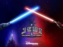 STAR WARS la Disneyland Paris: Academia Jedi