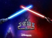 STAR WARS la Disneyland Paris: Academia Jedi