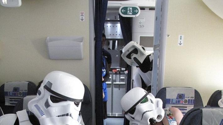Avioane Star Wars 9