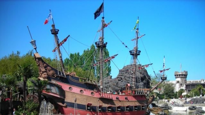 Ce pot incerca copii de diferite varste la Disneyland 3