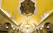 Top 10 atractii Moscova si St. Petersburg 3