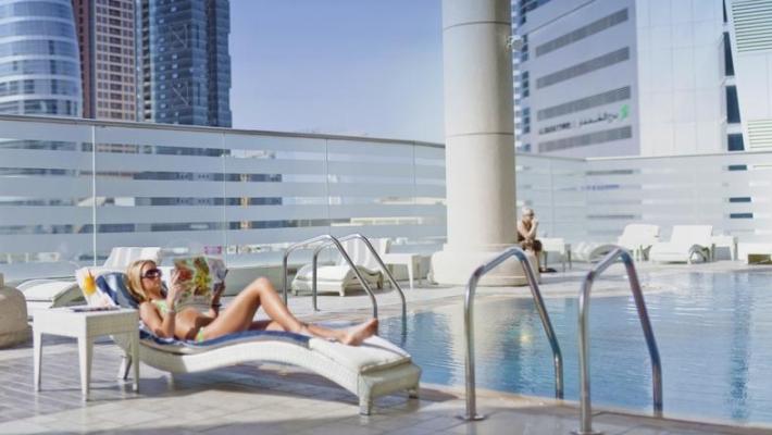 Hotel Byblos Tecom al Barsha 3