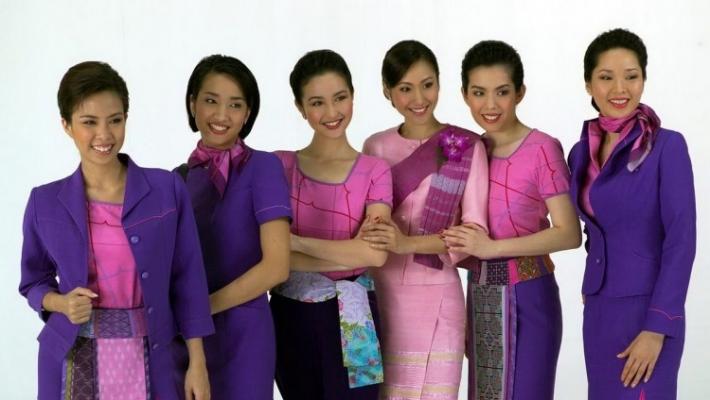 4. Thai Airways