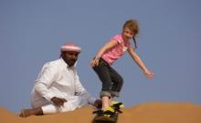 10 lucruri neobisnuite de facut in Dubai 5