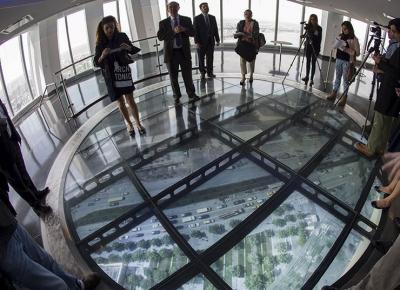 Observatorul One World Trade Center