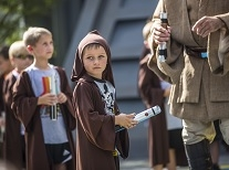 Star Wars la Disneyland Paris: Academia Jedi 1
