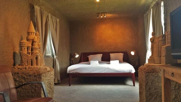 Olanda lanseaza primele hoteluri din nisip 2