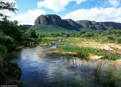 Parcul National Marakele din Africa de Sud