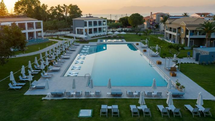 Hotel Acharavi Beach 3