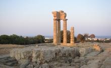 Obiective turistice Rhodos 1