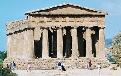 Obiective turistice Sicilia 1