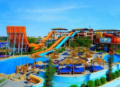 Hotel Albatros Jungle Aqua Park