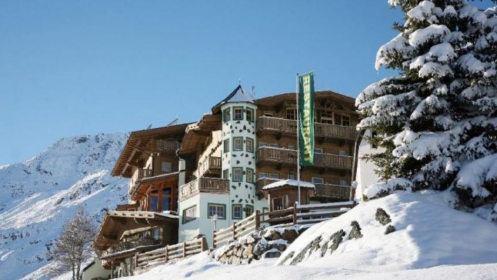 Hotel Alm Ferienclub Silbertal 7