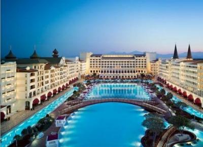 Revelion Antalya