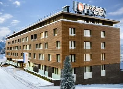 Aparthotel Lucky Bansko