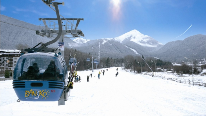 Statiunea de ski Bansko 1
