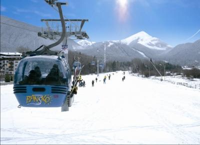 Statiunea de ski Bansko