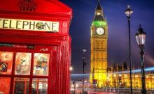 Numar record de turisti internationali in Marea Britanie 2