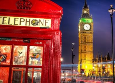 Numar record de turisti internationali in Marea Britanie