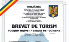 Brevet de Turism Captain Travel