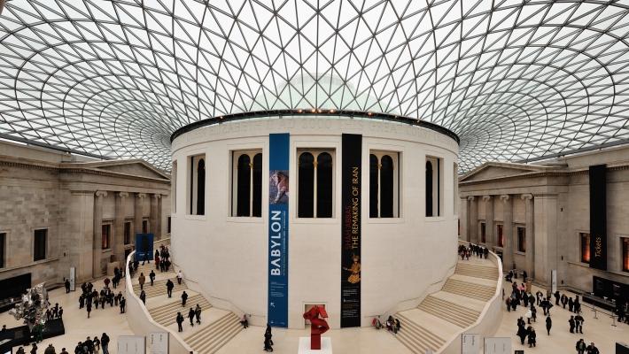 British Museum - festival si galerie in onoarea Mexicului 2