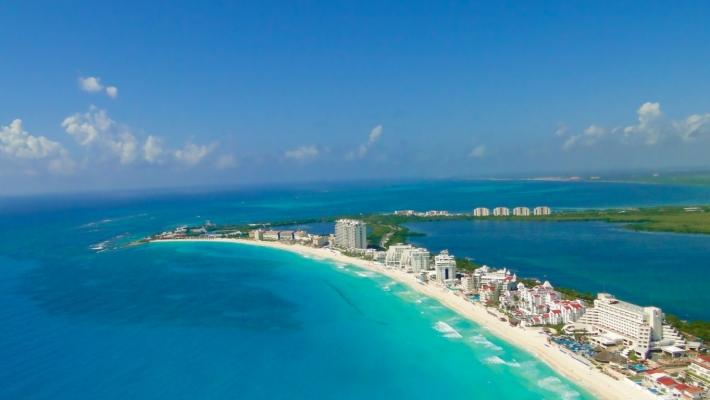Obiective turistice Mexic Cancun 1