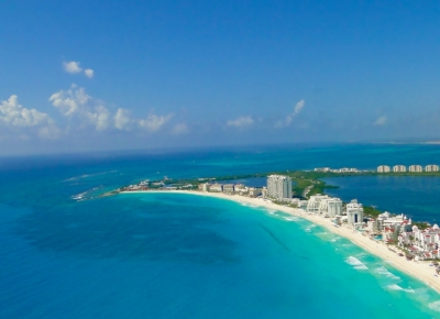 Obiective turistice Mexic Cancun