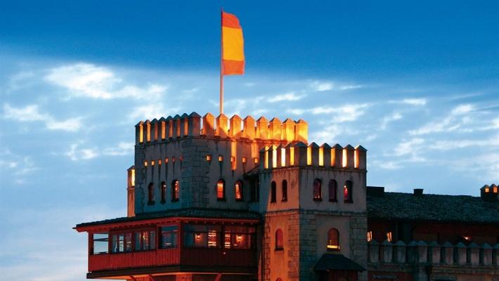 Hotel Castillo Alcazar 9