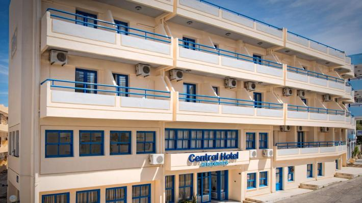 Hotel Hersonissos Central 1